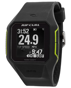 Rip Curl Search GPS Watch, Charcoal Grey